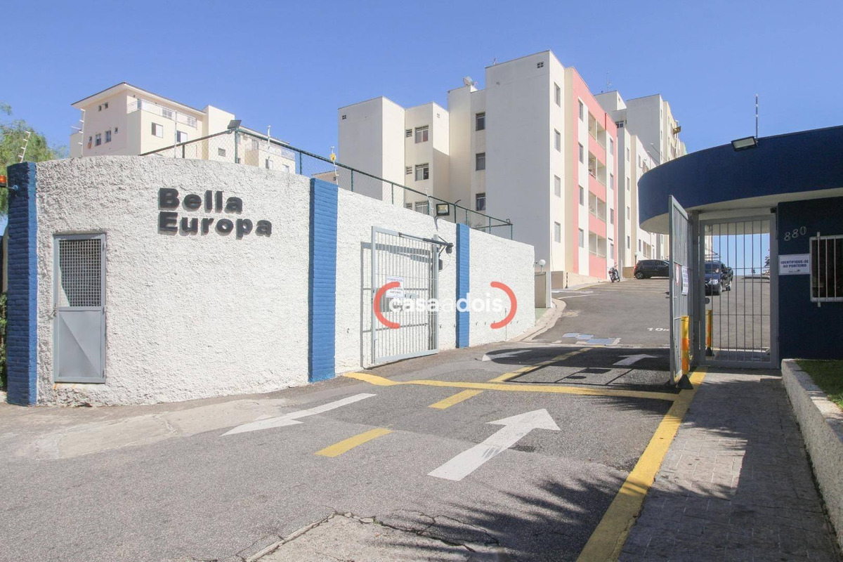 apartamento com 2 dormitórios à venda, 52 m² por r$ 190.000,00 - jardim guadalajara - sorocaba/sp - ap0543