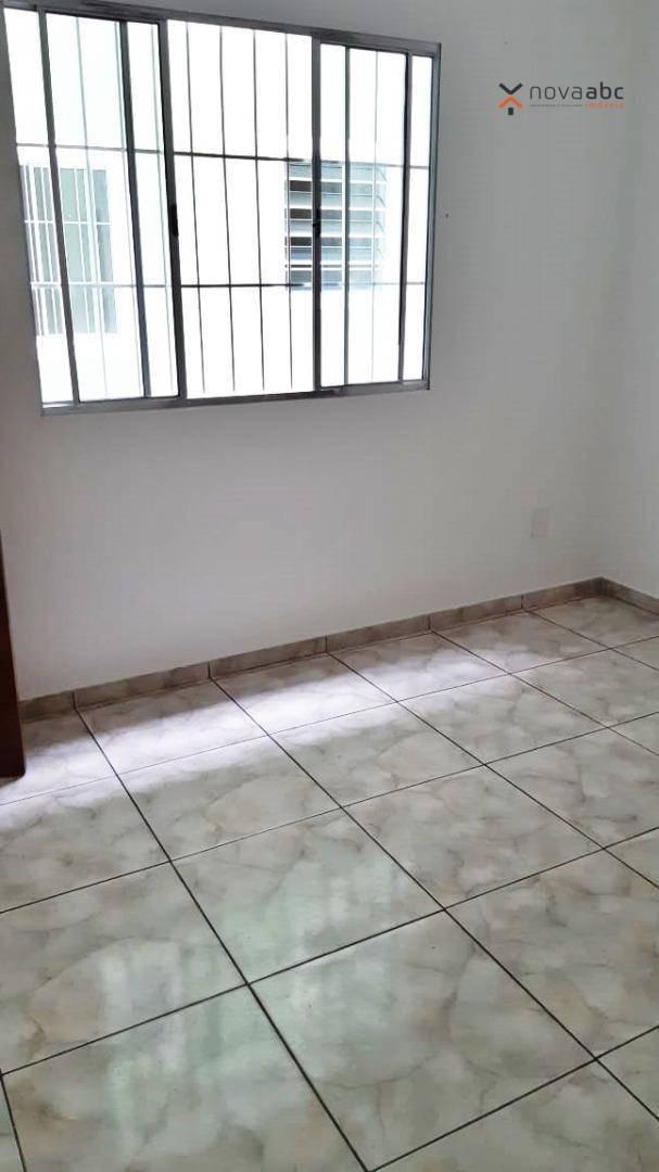 apartamento com 2 dormitórios à venda, 52 m² por r$ 203.000 - centro - santo andré/sp - ap1306