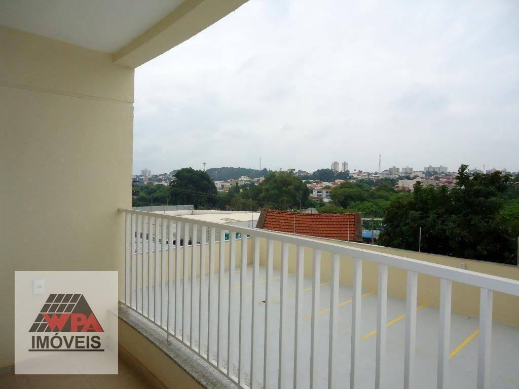 apartamento com 2 dormitórios à venda, 52 m² por r$ 220.000,00 - centro - americana/sp - ap1611