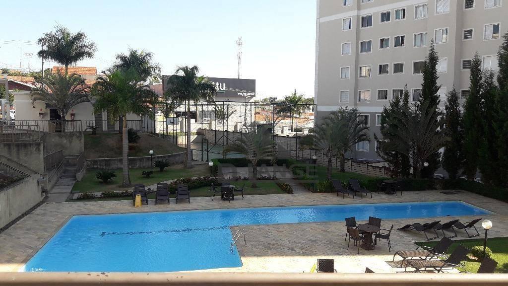 apartamento com 2 dormitórios à venda, 52 m² por r$ 291.500 - jardim nova europa - campinas/sp - ap16559