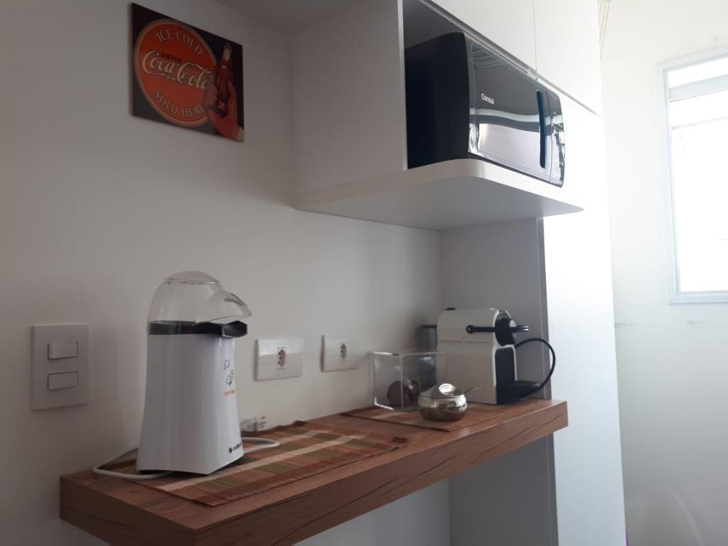 apartamento com 2 dormitórios à venda, 53 m² - centro - são bernardo do campo/sp - ap63008