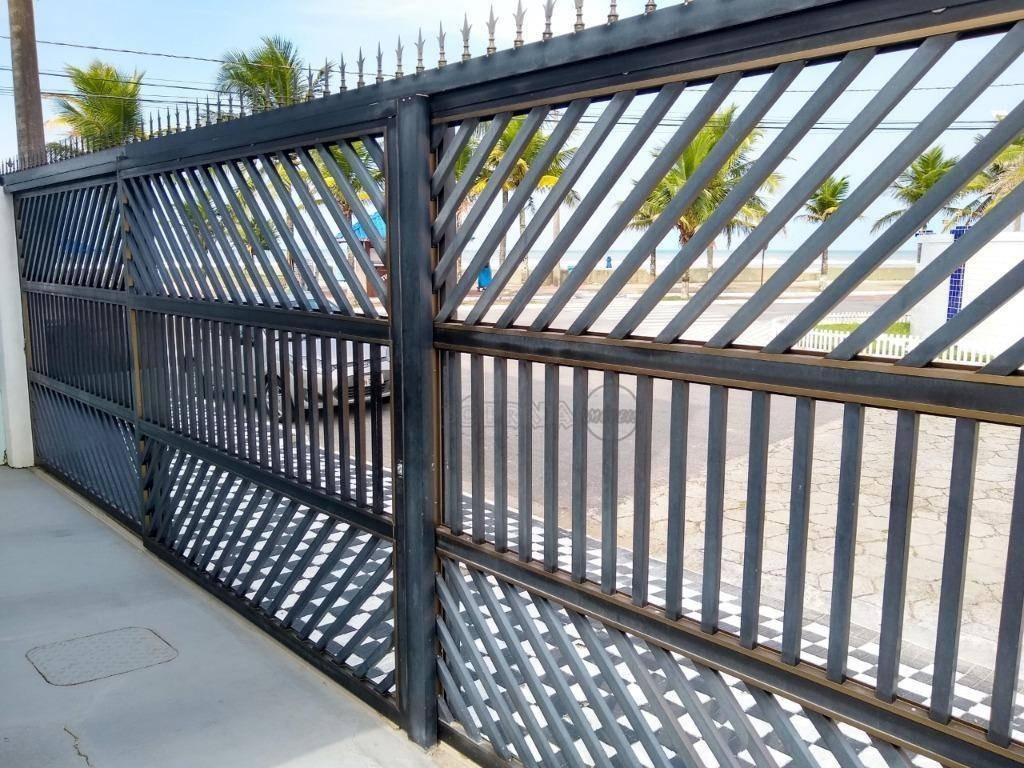 apartamento com 2 dormitórios à venda, 53 m² por r$ 159.000,00 - jardim praia grande - mongaguá/sp - ap2492