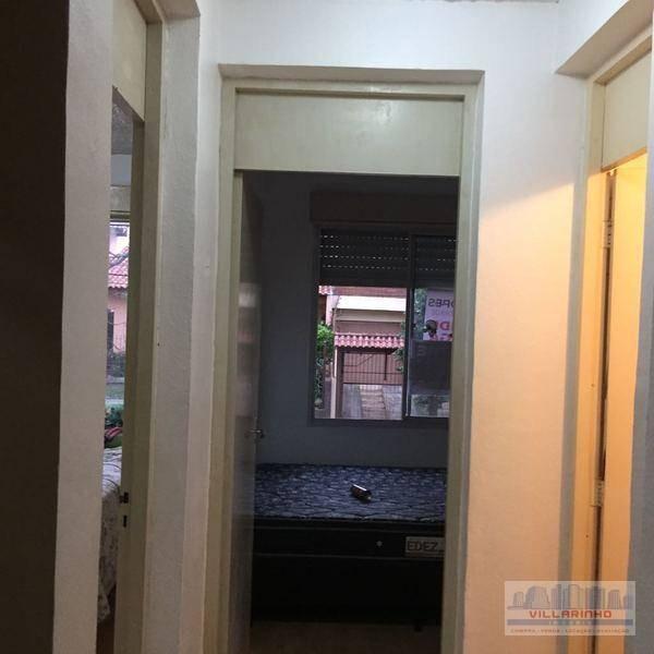 apartamento com 2 dormitórios à venda, 53 m² por r$ 169.000,00 - vila nova - porto alegre/rs - ap0012