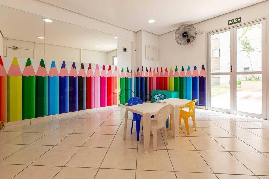 apartamento com 2 dormitórios à venda, 53 m² por r$ 276.293 - macedo - guarulhos/sp - ap0994