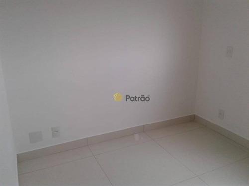 apartamento com 2 dormitórios à venda, 53 m² por r$ 340.000 - baeta neves - são bernardo do campo/sp - ap2200