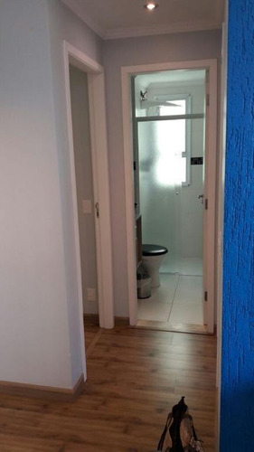 apartamento com 2 dormitórios à venda, 54 m² - assunção - são bernardo do campo/sp - ap57222