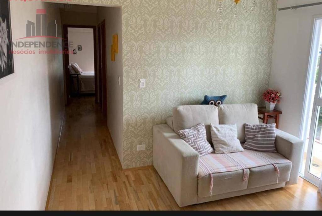 apartamento com 2 dormitórios à venda, 54 m² - jardim satélite - são josé dos campos/sp - ap2927