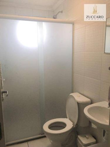 apartamento com 2 dormitórios à venda, 54 m² por r$ 0 - ponte grande - guarulhos/sp - ap13587