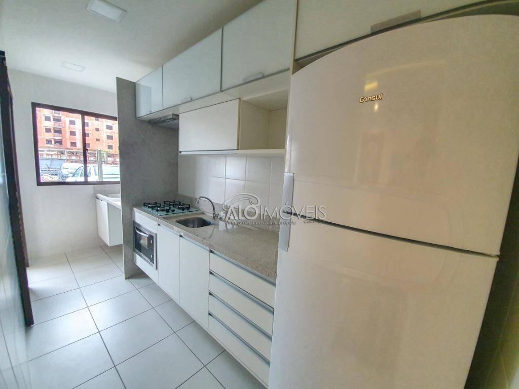 apartamento com 2 dormitórios à venda, 54 m² por r$ 165.950,00 - aristocrata - são josé dos pinhais/pr - ap0240