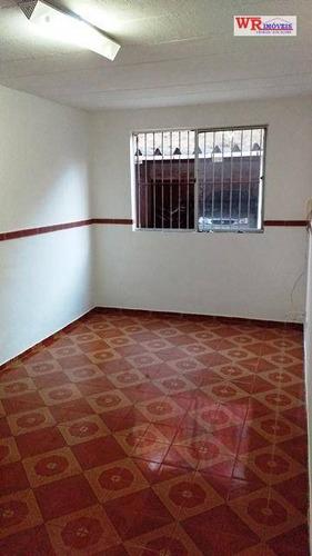 apartamento com 2 dormitórios à venda, 54 m² por r$ 190.000 - parque selecta - são bernardo do campo/sp - ap1868