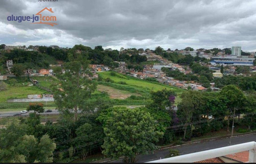 apartamento com 2 dormitórios à venda, 54 m² por r$ 240.000 - jardim satélite - são josé dos campos/sp - ap6746