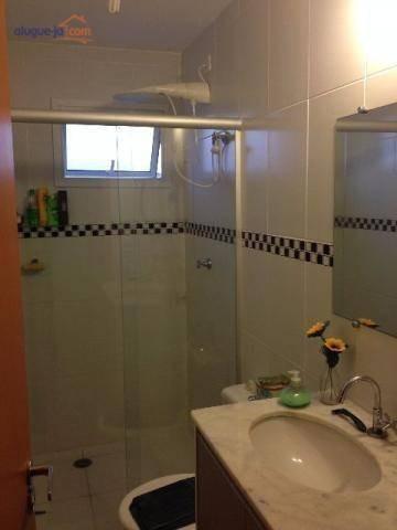 apartamento com 2 dormitórios à venda, 54 m² por r$ 240.000 - jardim satélite - são josé dos campos/sp - ap6748