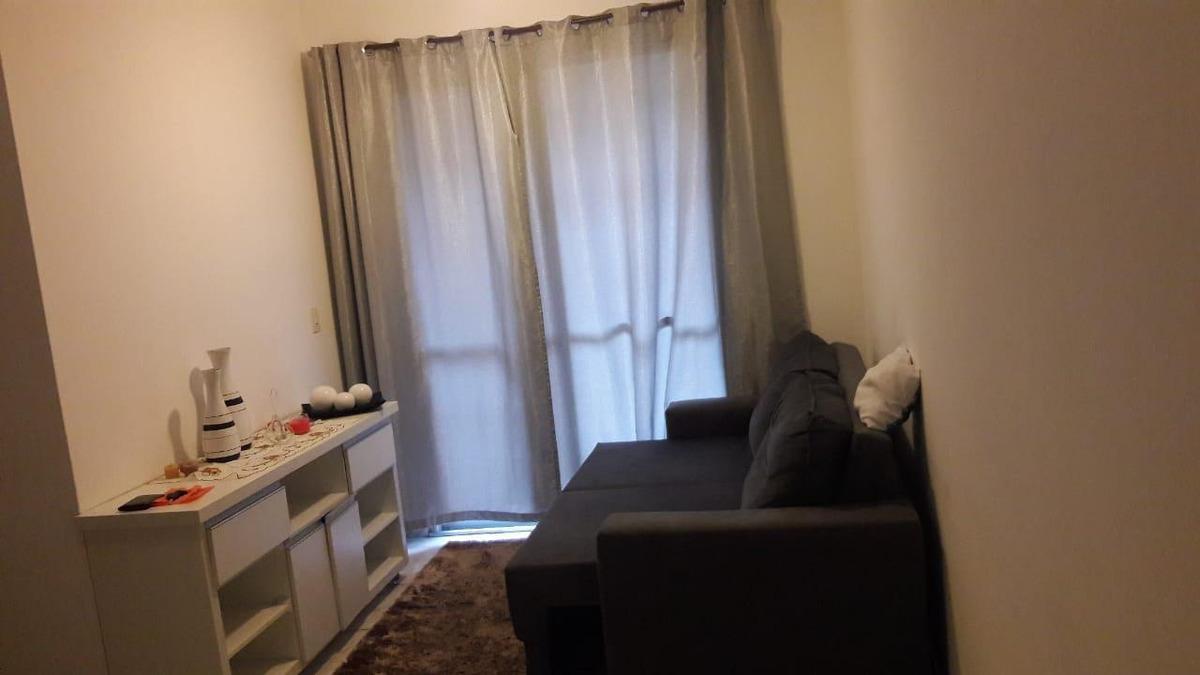apartamento com 2 dormitórios à venda, 54 m² por r$ 240.000,00 - jardim augusta - são josé dos campos/sp - ap5515