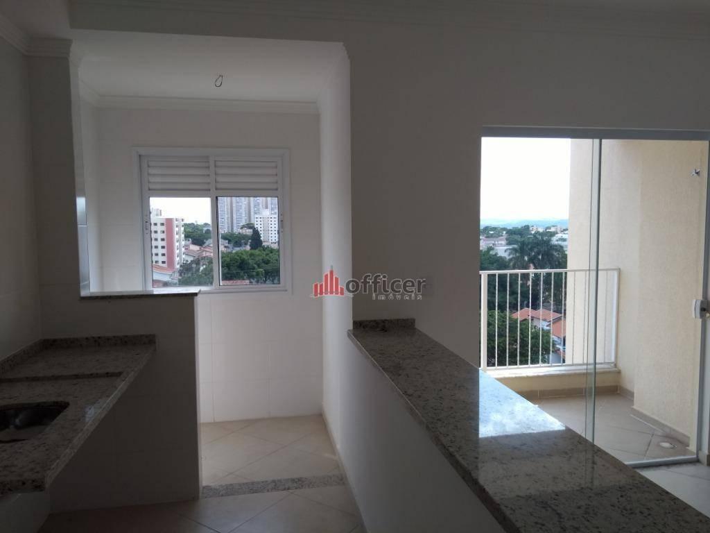 apartamento com 2 dormitórios à venda, 54 m² por r$ 250.000 - jardim das indústrias - são josé dos campos/sp - ap0769