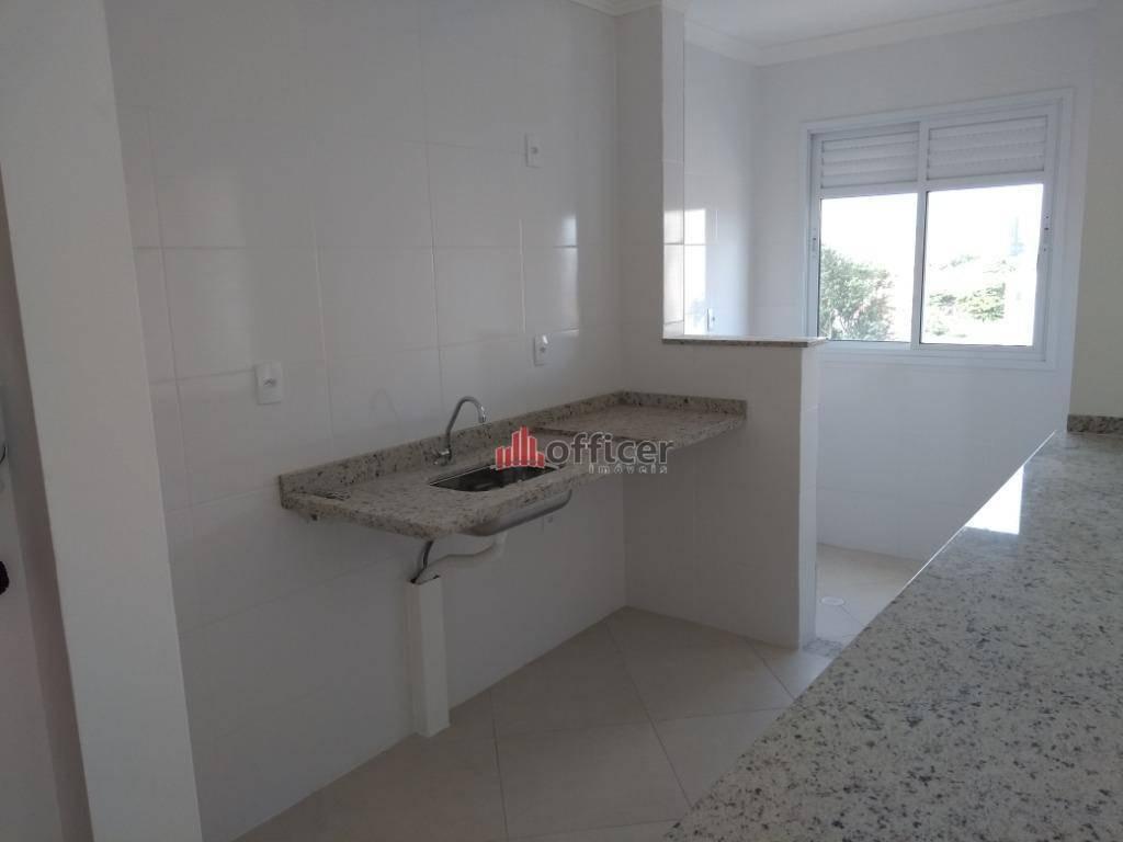 apartamento com 2 dormitórios à venda, 54 m² por r$ 250.000 - jardim das indústrias - são josé dos campos/sp - ap0771
