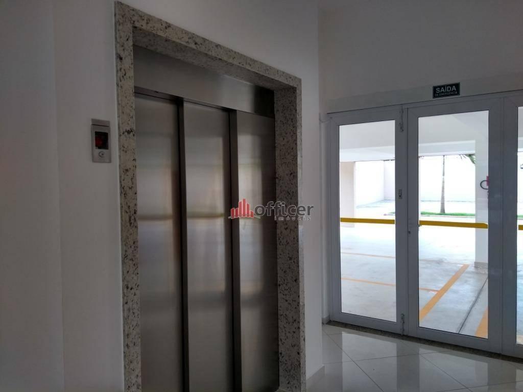 apartamento com 2 dormitórios à venda, 54 m² por r$ 255.000,00 - jardim das indústrias - são josé dos campos/sp - ap0757