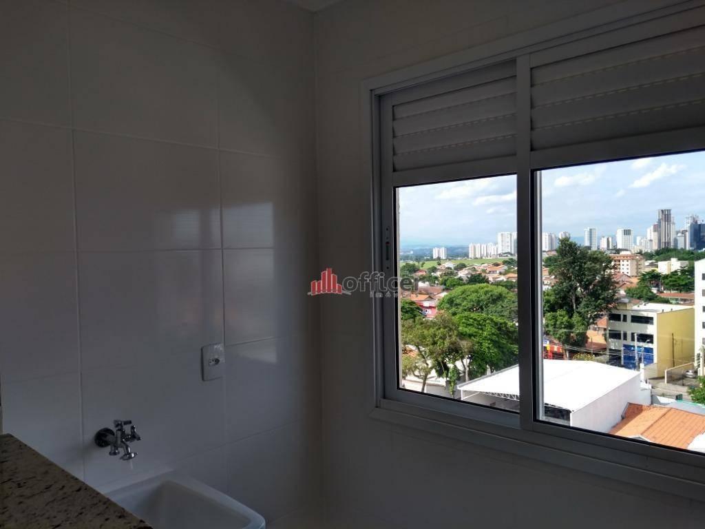 apartamento com 2 dormitórios à venda, 54 m² por r$ 255.000,00 - jardim das indústrias - são josé dos campos/sp - ap0759