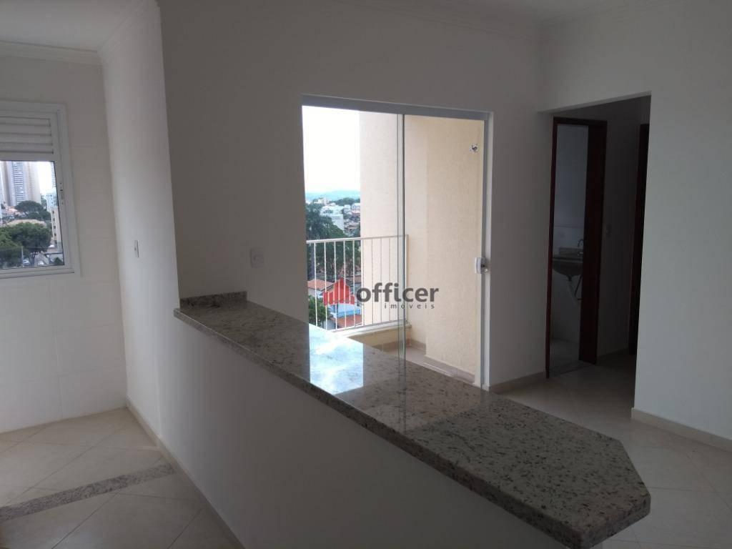 apartamento com 2 dormitórios à venda, 54 m² por r$ 255.000,00 - jardim das indústrias - são josé dos campos/sp - ap0760