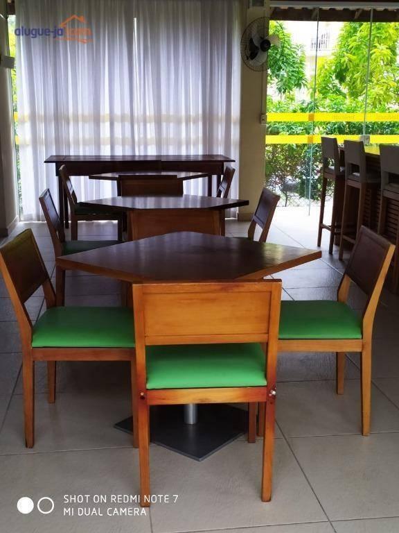 apartamento com 2 dormitórios à venda, 54 m² por r$ 290.000 - jardim sul - são josé dos campos/sp - ap8080