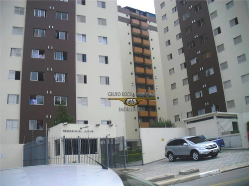 apartamento com 2 dormitórios à venda, 54 m² por r$ 305.000,00 - vila formosa - são paulo/sp - ap0849