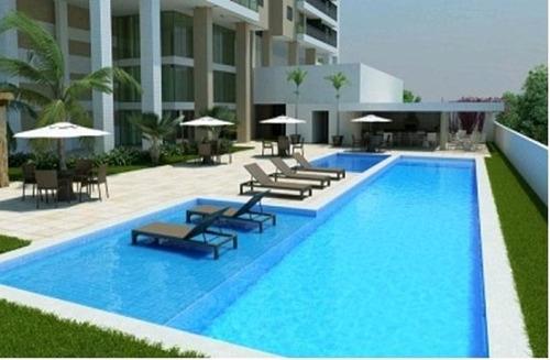 apartamento com 2 dormitórios à venda, 55 m² - joaquim távora - fortaleza/ce - ap1559