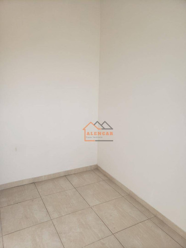 apartamento com 2 dormitórios à venda, 55 m² por r$ 150.000 - vila cruzeiro - são paulo/sp - ap0076