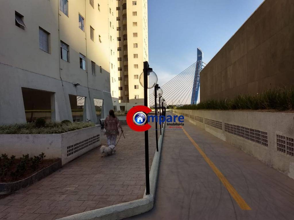 apartamento com 2 dormitórios à venda, 55 m² por r$ 210.000 - macedo - guarulhos/sp - ap7623