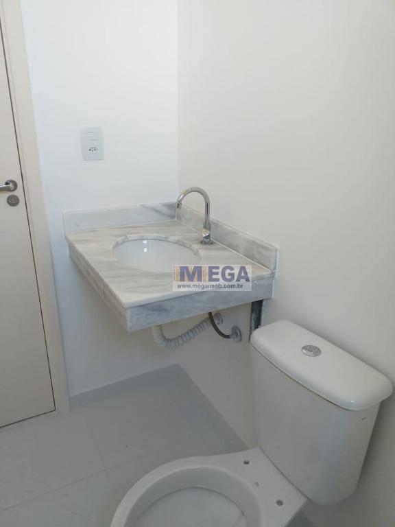 apartamento com 2 dormitórios à venda, 55 m² por r$ 220.000 - jardim santo antônio - hortolândia/sp - ap3518