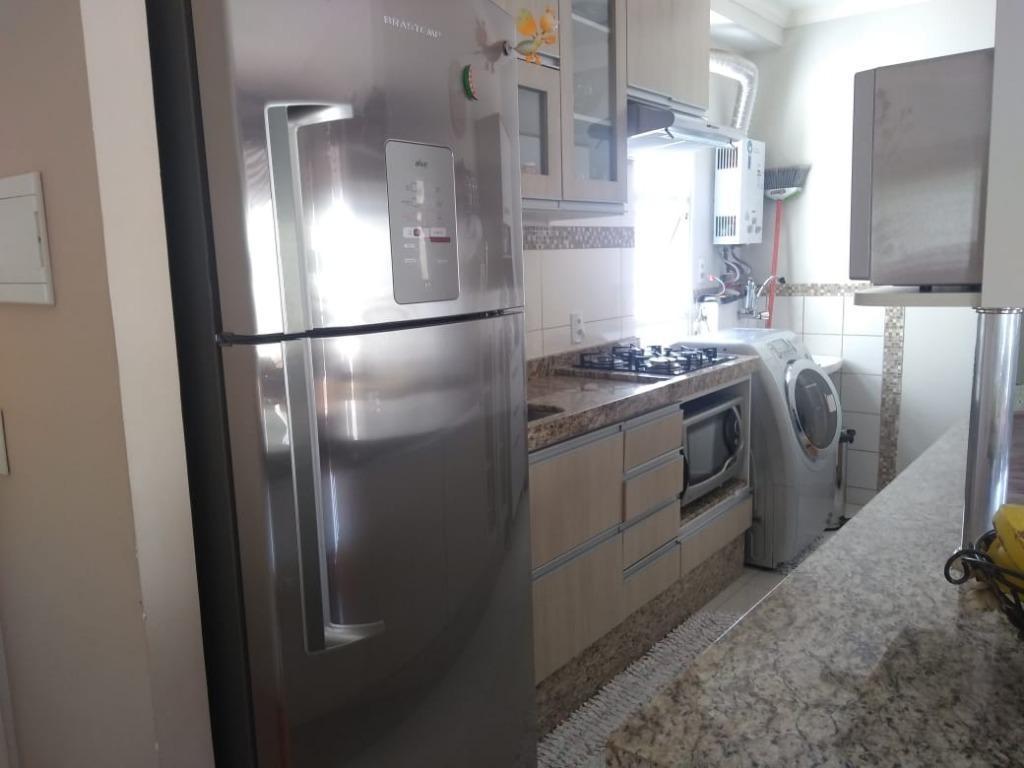 apartamento com 2 dormitórios à venda, 55 m² por r$ 250.000 - jardim sul - são josé dos campos/sp - ap1097