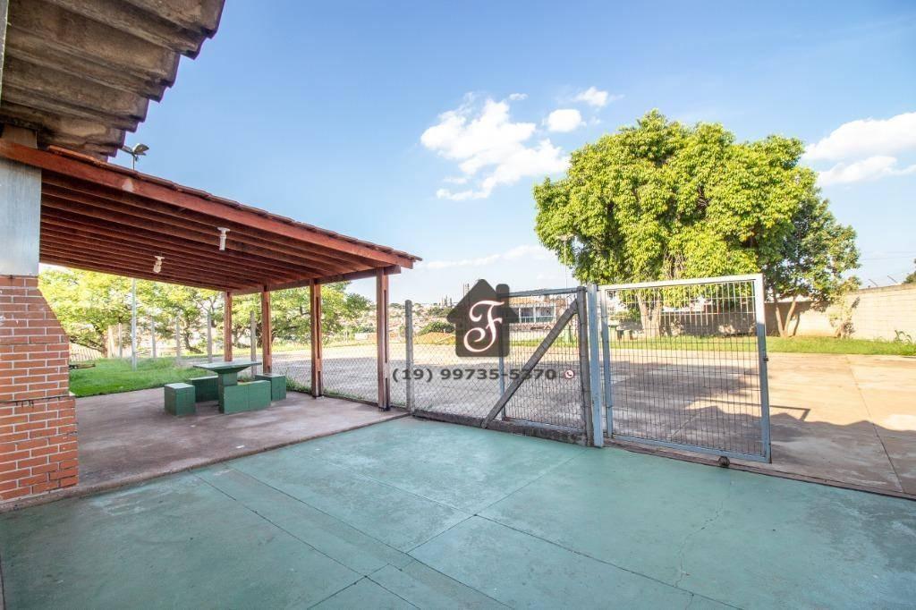 apartamento com 2 dormitórios à venda, 55 m² por r$ 256.000 - jardim miranda - campinas/sp - ap1352