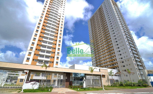 apartamento com 2 dormitórios à venda, 55 m² por r$ 260.000 - caxangá - recife/pe - ap1292