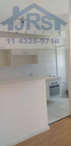 apartamento com 2 dormitórios à venda, 55 m² por r$ 267.000,00 - parque viana - barueri/sp - ap2162