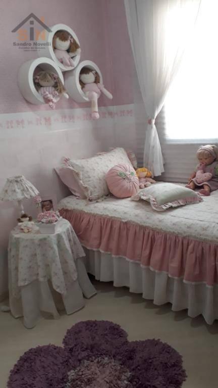 apartamento com 2 dormitórios à venda, 55 m² por r$ 269.000 - macedo - guarulhos/sp - ap0153