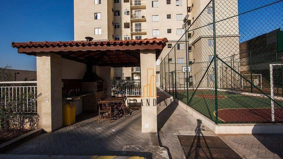 apartamento com 2 dormitórios à venda, 55 m² por r$ 280.000 - vila planalto - são bernardo do campo/sp - ap1591