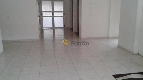 apartamento com 2 dormitórios à venda, 55 m² por r$ 300.000 - dos casa - são bernardo do campo/sp - ap2264