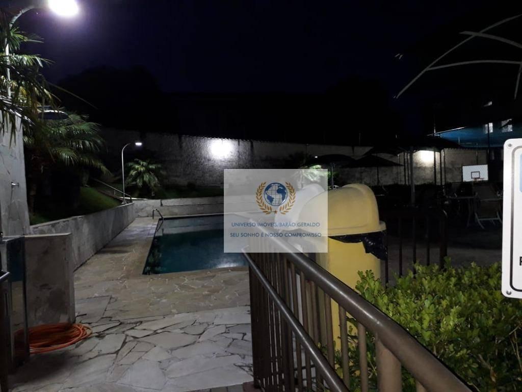 apartamento com 2 dormitórios à venda, 55 m² por r$ 300.000 - jardim nova europa - campinas/sp - ap0552