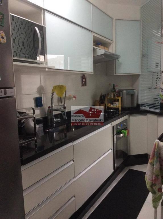 apartamento com 2 dormitórios à venda, 55 m² por r$ 330.000 - vila prudente - são paulo/sp - ap10700