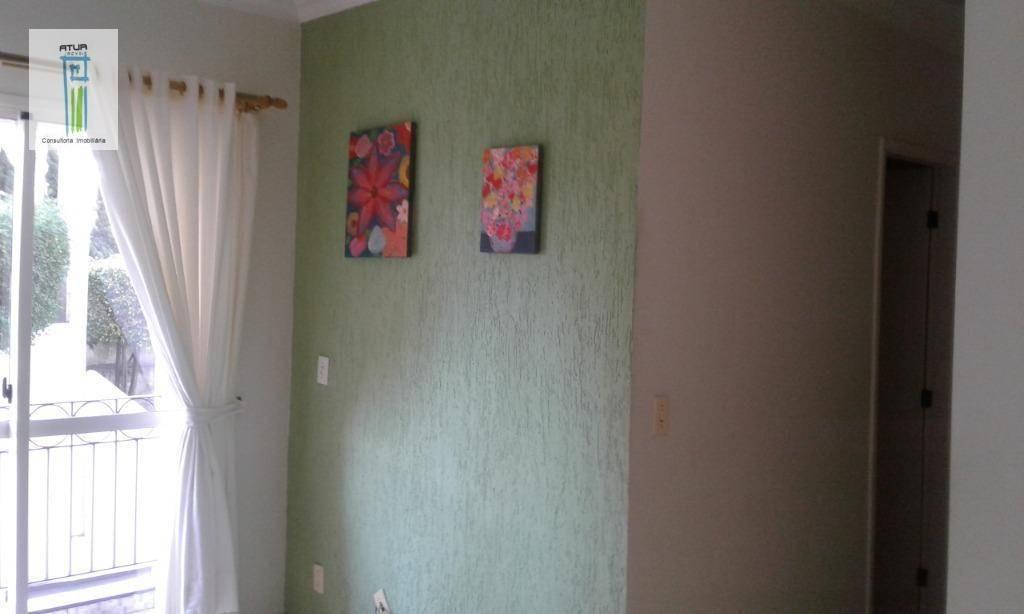 apartamento com 2 dormitórios à venda, 55 m² por r$ 355.000 - parque mandaqui - são paulo/sp - ap0571