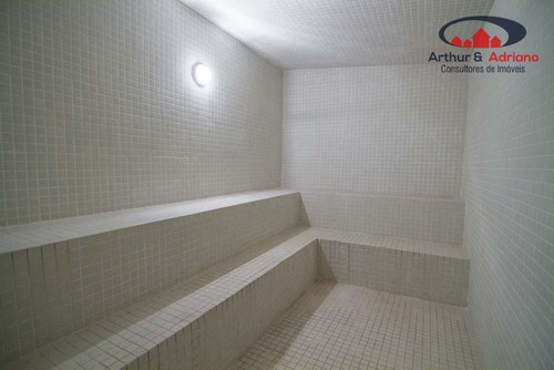 apartamento com 2 dormitórios à venda, 55 m² por r$ 379.350 - vila andrade - são paulo/sp - ap0329