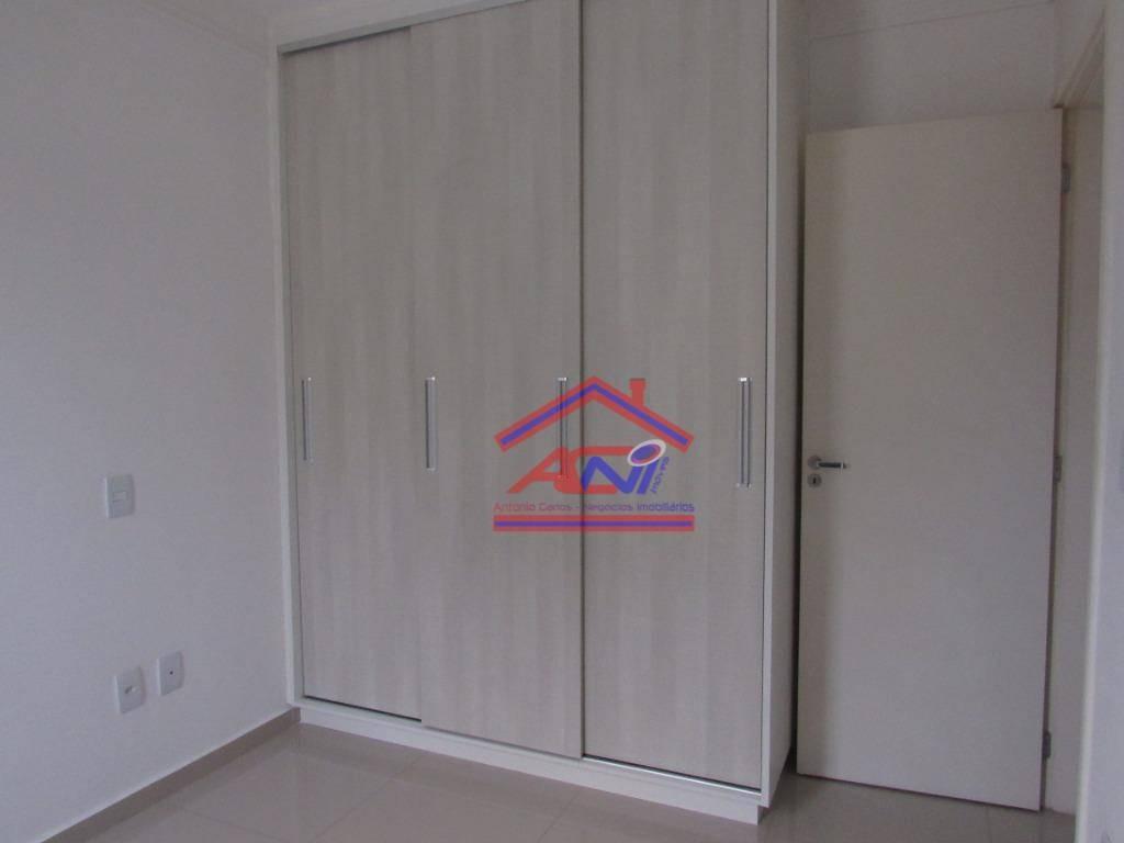 apartamento com 2 dormitórios à venda, 55 m² - praça das árvores - hortolândia/sp - ap0050