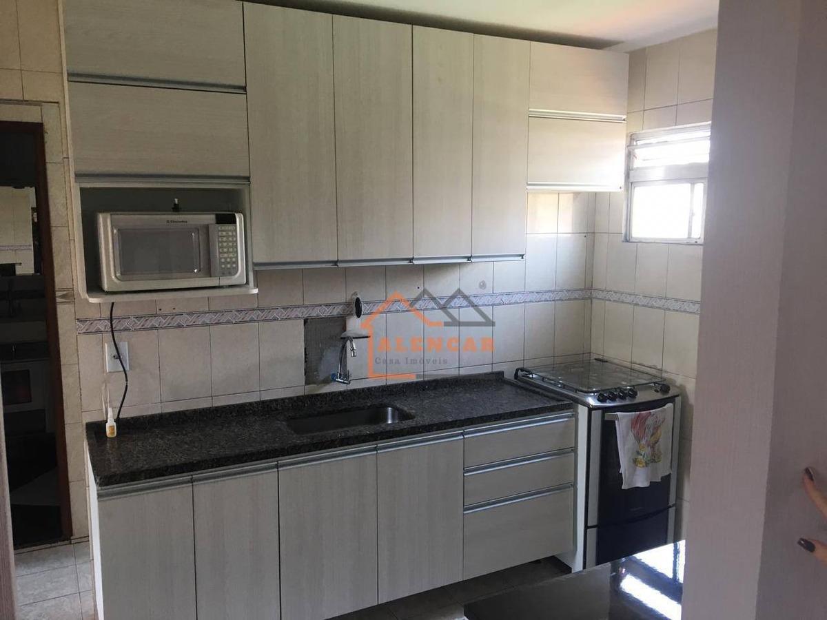 apartamento com 2 dormitórios à venda, 56 m² por r$ 165.000,00 - conjunto residencial josé bonifácio - são paulo/sp - ap0136