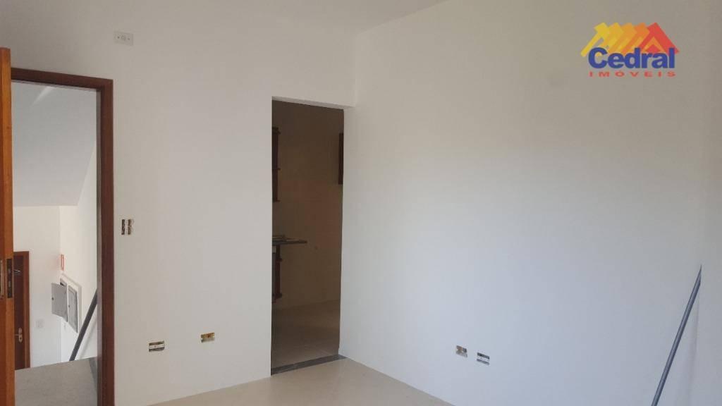 apartamento com 2 dormitórios à venda, 56 m² por r$ 244.000,00 - vila suissa - mogi das cruzes/sp - ap0794