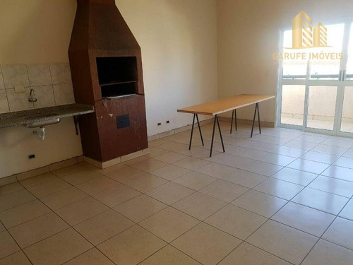 apartamento com 2 dormitórios à venda, 56 m² por r$ 265.000 - bosque dos eucaliptos - são josé dos campos/sp - ap1340