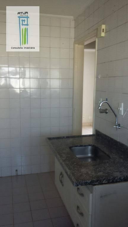 apartamento com 2 dormitórios à venda, 56 m² por r$ 291.500,00 - lauzane paulista - são paulo/sp - ap0841