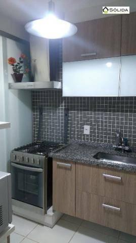 apartamento com 2 dormitórios à venda, 56 m² por r$ 300.000 - vila nova esperia - jundiaí/sp - ap0242