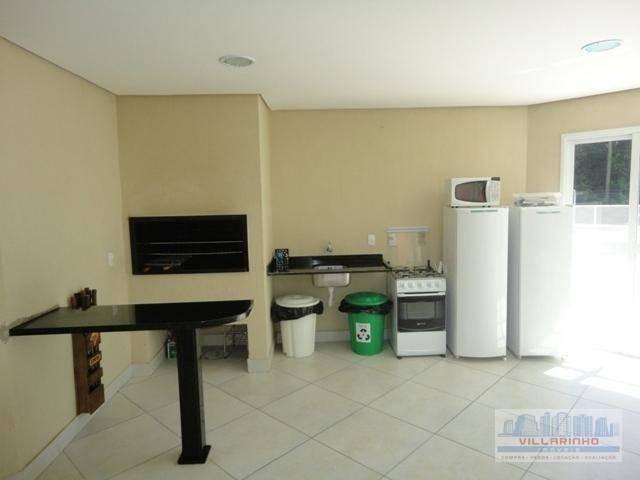 apartamento com 2 dormitórios à venda, 56 m² por r$ 309.000,00 - cavalhada - porto alegre/rs - ap0004