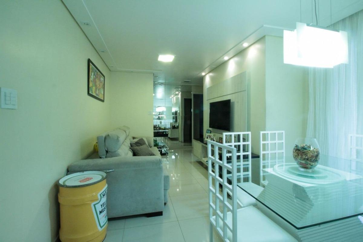 apartamento com 2 dormitórios à venda, 56 m² por r$ 330.000 - macedo - guarulhos/sp - ap0008