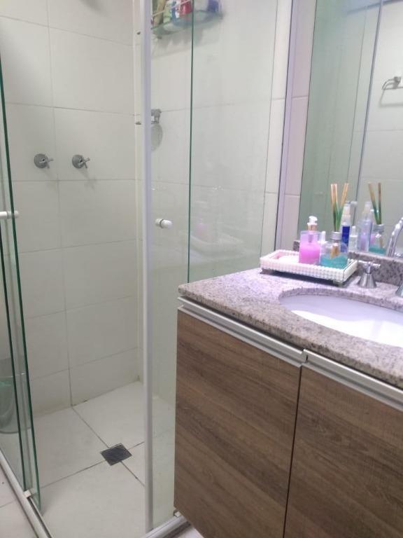 apartamento com 2 dormitórios à venda, 56 m² por r$ 370.000,00 - vila formosa - são paulo/sp - ap6309