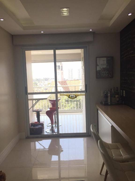 apartamento com 2 dormitórios à venda, 56 m² por r$ 455.000,00 - vila formosa - são paulo/sp - ap2324