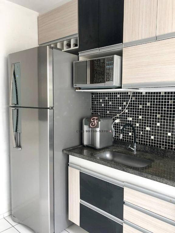 apartamento com 2 dormitórios à venda, 57 m² por r$ 230.000 - jardim nova europa - campinas/sp - ap1580